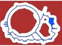 Изображение в постпроцессоре термически активного слоя в пресс-форме литья под давлением